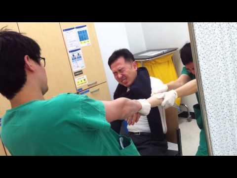 손목골절 도수복원