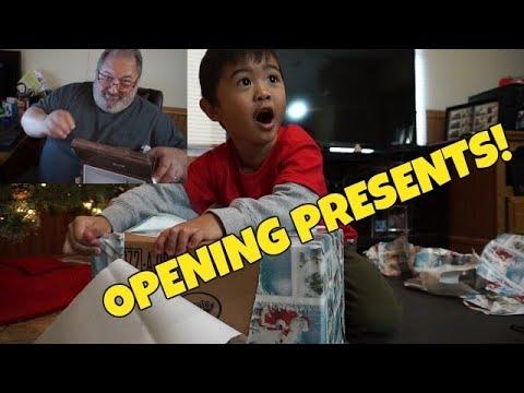 filipina-american-life-in-america-ziggy-opening-christmas-presents
