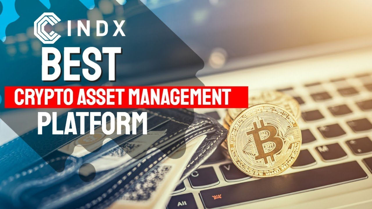 cryptocurrency asset management platform