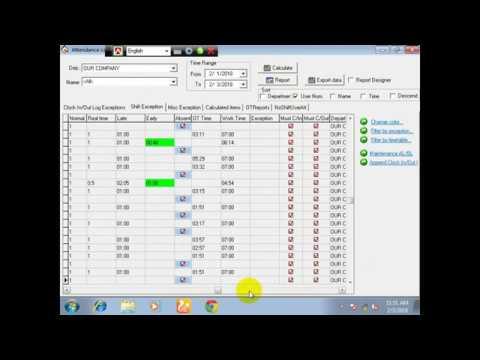 zkteco attendance managemen system a to z tutorial(Complete) - part1