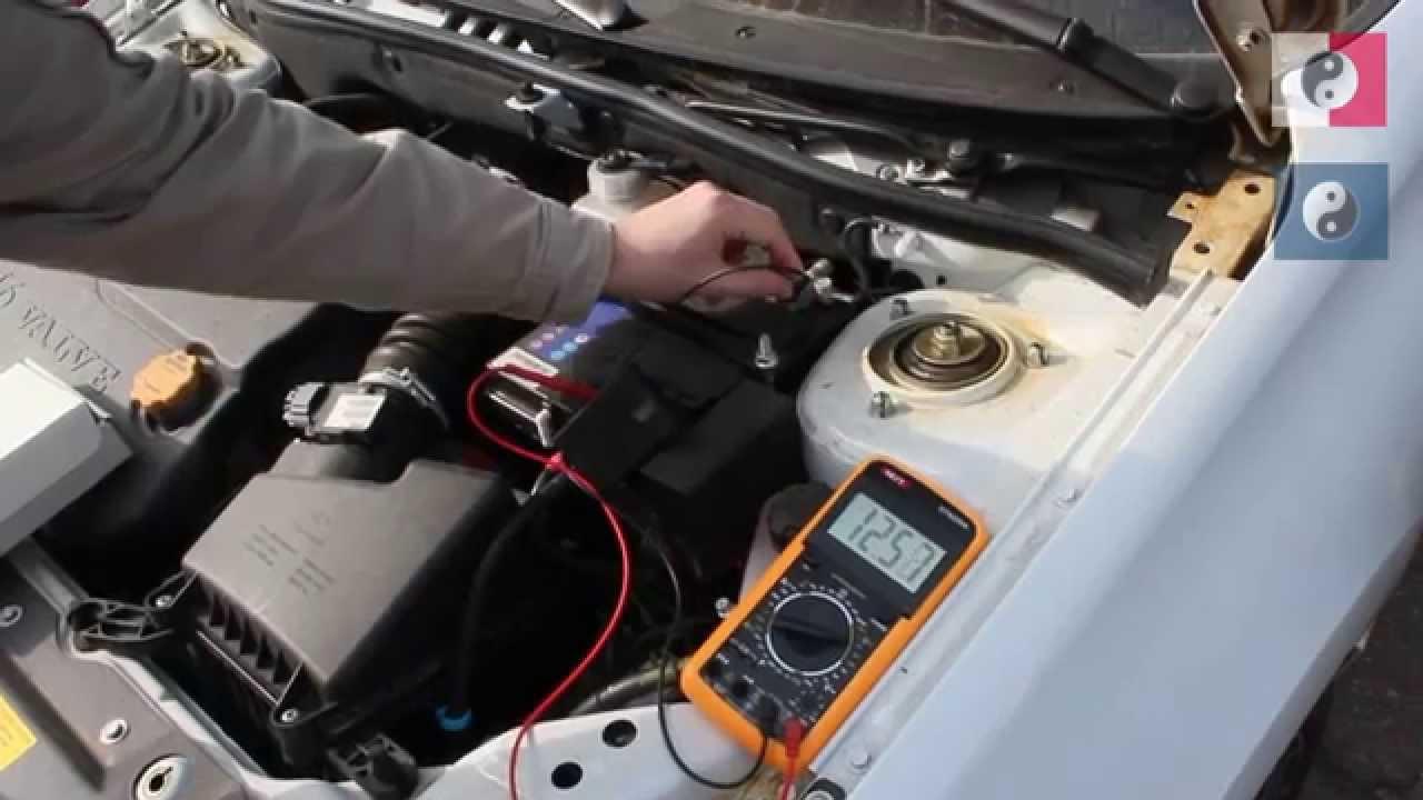 Хитрости жизни и Полезные советы #4 - Проверка аккумулятора и генератора автомобиля