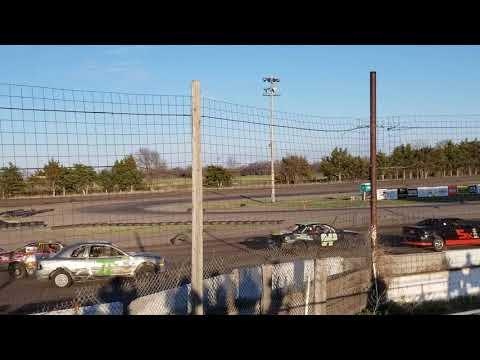 4/27/19 Lincoln County Raceway Sport Compact Heat