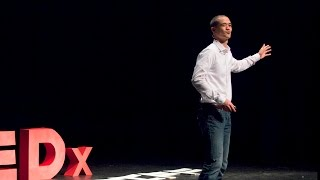 Reshaping the story of your career: Joseph Liu at TEDxCardiff