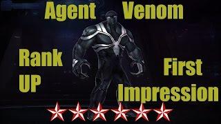 Ranking up Agent Venom (Marvel Future Fight)