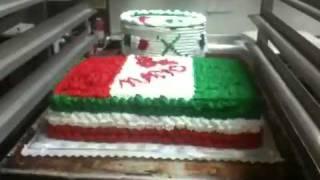 videos de decoracion de tortas