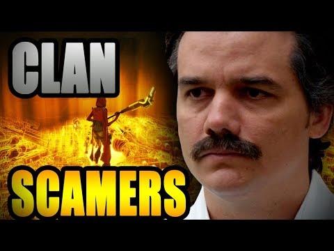 🤑 El CLAN SCAMER me INTENTA SCAMEAR pero... 😂 - SCAMEANDO A SCAMERS en FORTNITE