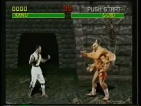 Как создавался Mortal Kombat 3 Ultimate Рус. озвучка