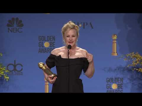 Patricia Arquette - 2019 Golden Globes - Full Backstage Interview