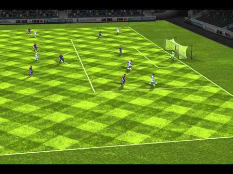 FIFA 14 iPhone/iPad - FC Basel vs. FC Zürich