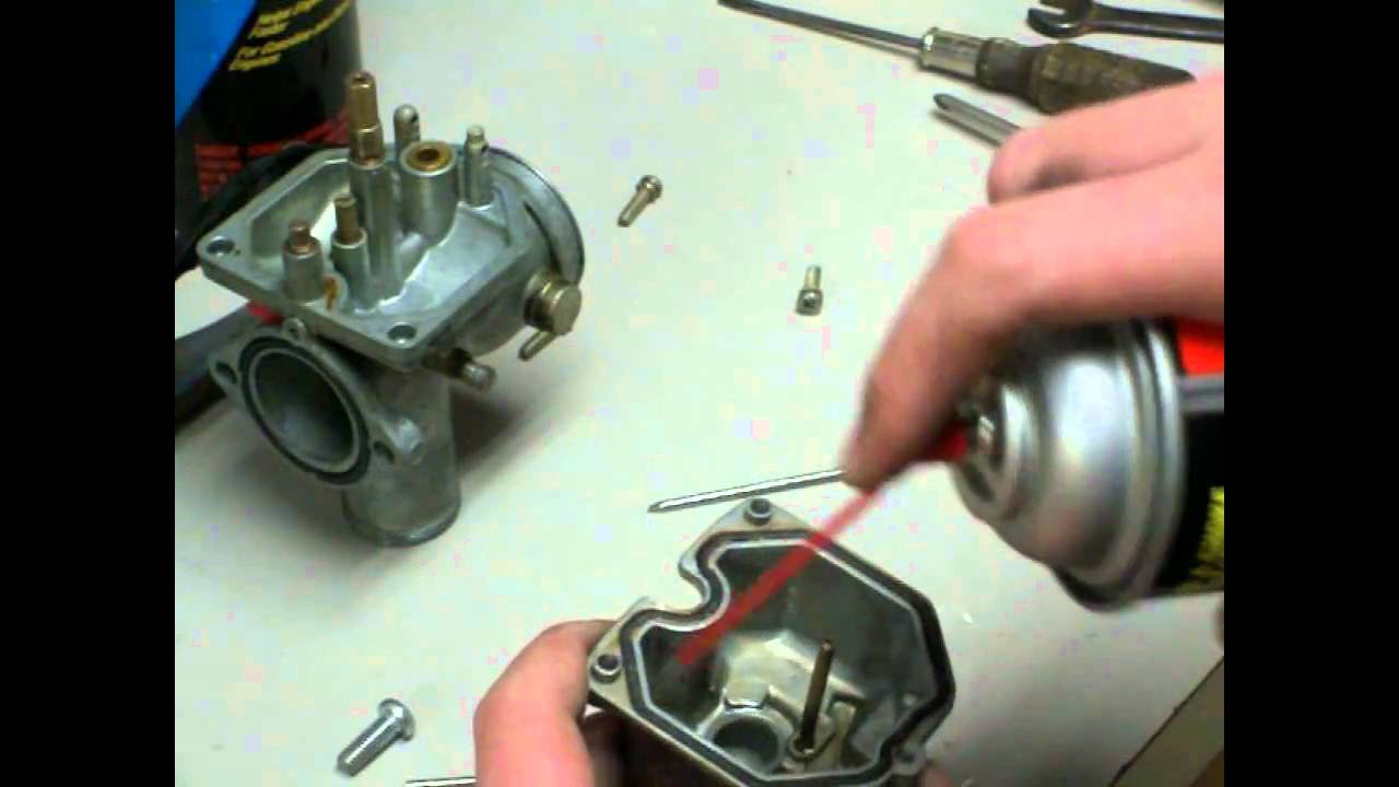 How To Clean Carburetor >> How To Clean 1980 2000 Dirt Bike Carb Part 2