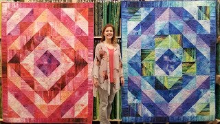 Donna's FREE Gradients Quilt Pattern!