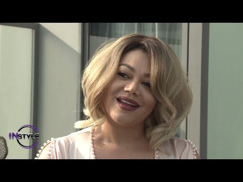 In Style 23 with Nollywood star Nadia Buari