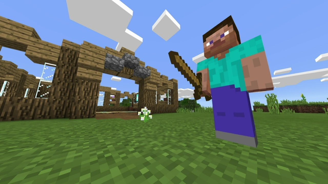 Minecraft pocket edition DOWNLOAD for free full