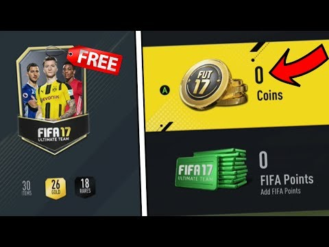 *NEW* FIFA PACK GLITCH!!! *NOT CLICKBAIT* (FIFA 17 Free Pack Glitch)