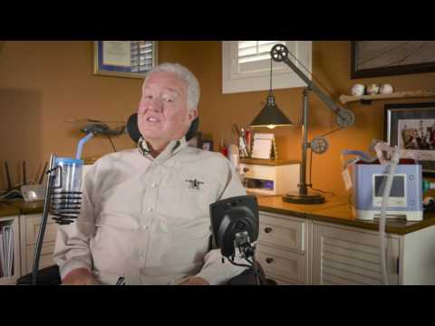 Enjoying Life With ALS Part 3 Communication and Clinical Trials