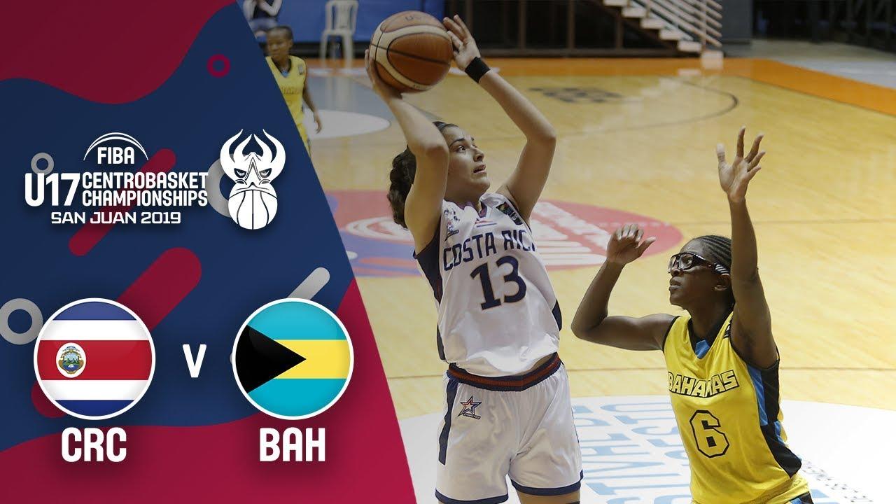 Costa Rica v Bahamas - Full Game
