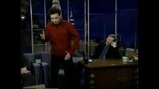 Jimmy Fallon with Conan O'Brien (2000)