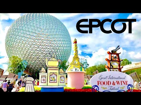Disney's Epcot Vlog 9th October 2017