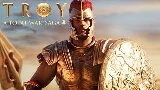 Total War Saga: Troy - Official Reveal Trailer