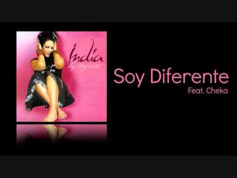 India - Soy Diferente Feat  Cheka (Salsatón)