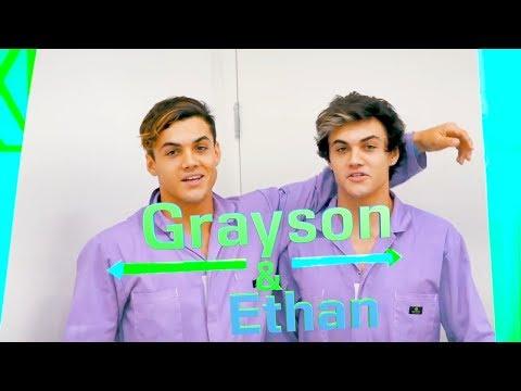 Grayson & Ethan - OFFICIAL TRAILER (Drake & Josh Style)