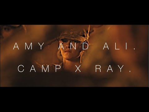 {Camp x ray} Amy and Ali || Whisper of hope.