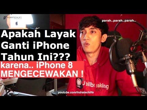 Perbandingan iPhone 8, 8 Plus VS iPhone X - Indonesia