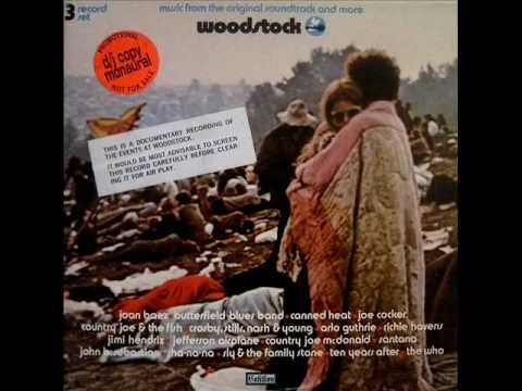 Sha Na Na (At The Hop) - Live At Woodstock 1969 Festival. Mono Mix From 1970 Cotillion LP.