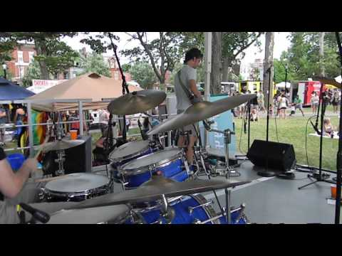 Paddy the Wanderer at the Deutschtown Music Festival 2016