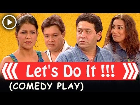 Let's Do It!!!!! - Comedy Play (English) - Shubha Khote - Bhavana Balsaver
