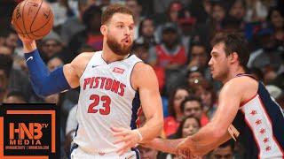 LA Clippers vs Detroit Pistons Full Game Highlights | 01/12/2019 NBA Season