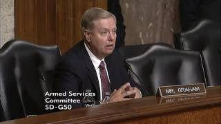 Graham: Go tell the president what you