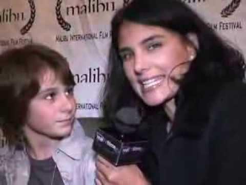 Dominic Scott Kay, Laura Tate, Malibu Film Festival