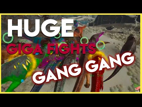 Gang Gang Griefing YSS Extinction! ARK Official