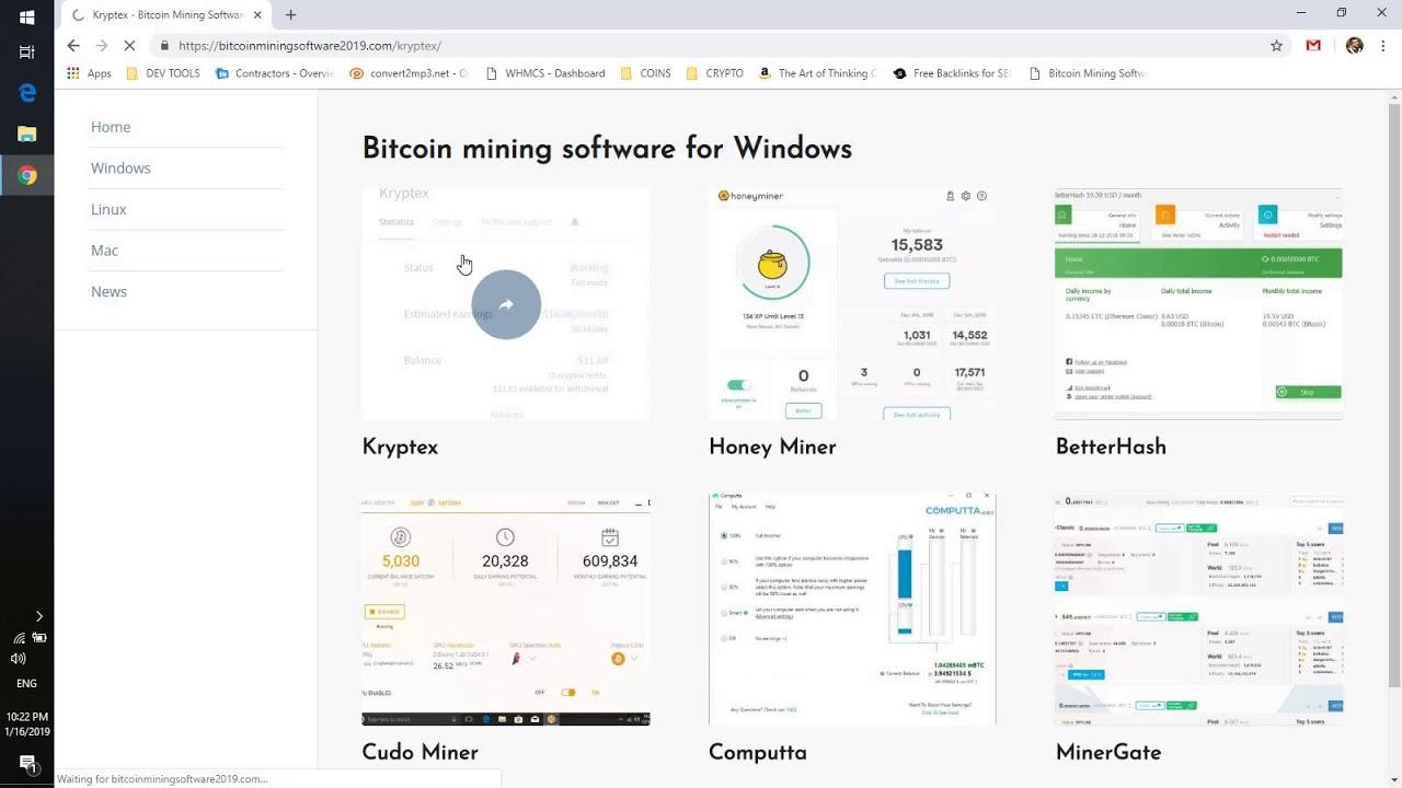Kryptex Installation Guide - Bitcoin Mining Software 2019