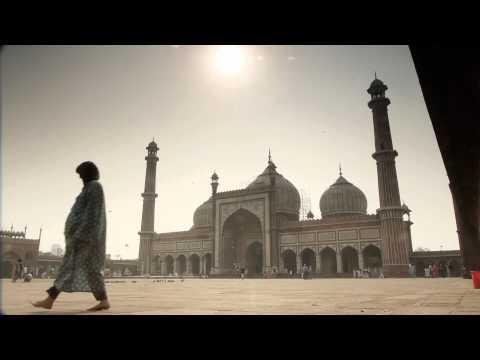 Sights in Delhi India