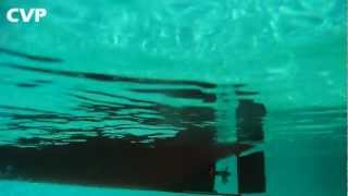 CVP - Underwater RC boat Prop Views
