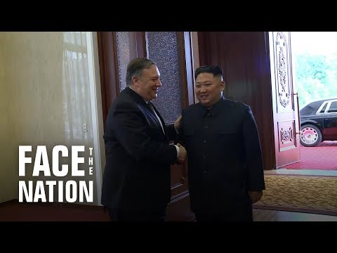 "Pompeo calls meeting with Kim Jong Un ""another step forward"""