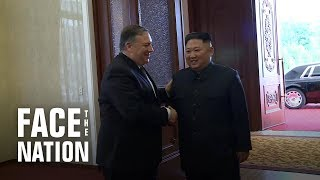 Pompeo calls meeting with Kim Jong Un