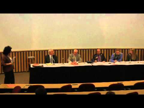 Marian University Academic Symposium 2013 - Freedom of Speech civility and truth at Marian