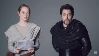 Matthew McConaughey, Jon Hamm Audition For 'Star Wars' in Unseen 'SNL' Bonus Footage