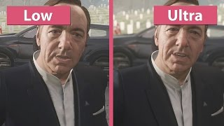 Call of Duty: Advanced Warfare – PC Low vs. Ultra Graphics Comparison [WQHD]