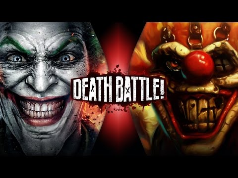 Joker VS Sweet Tooth | DEATH BATTLE!