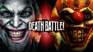 Joker VS Sweet Tooth (DC VS Twisted Metal) | DEATH BATTLE! thumbnail