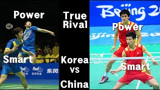 Lee Yong Dae/Jung Jae Sung vs Cai Yun/Fu Haifeng [2012 All England Open Final]