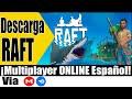 DESCARGAR Raft Multiplayer ONLINE Ultima version Full en español