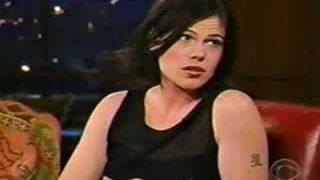 Clea Duvall on Craig Kilborn