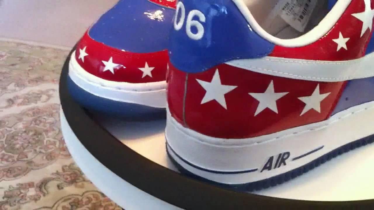 Nike Air Force 1 Big Kids' Shoe. Nike