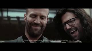 Весёлая и смешная реклама Jason Statham отжигает!