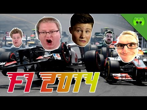 F1 2014 # 5 - GP von Bahrain 1/2 «» Let's Play F1 2014 PC | Full HD